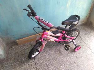 Bicicleta Rin 12 Para Niñas