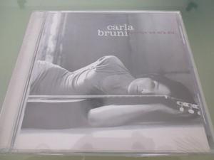 Carla Bruni / Quel Qu' Un M'a Dit / Cd / Musica En Frances /