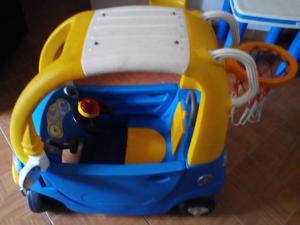Carro Para Niños 2 En 1