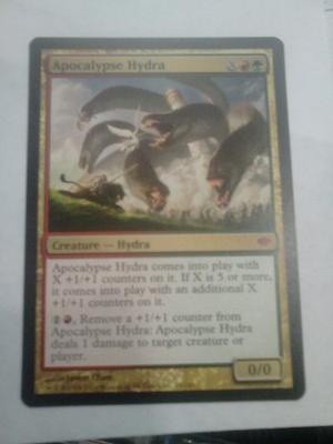 Cartas Magic The Gathering Apocalypse Hydra