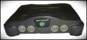 Consola, Nintendo 64, Juegos, Videos Juegos, Usado