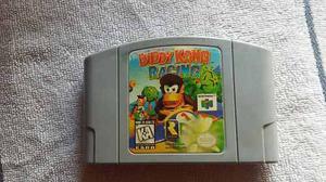 Diddy Kong Racing 64