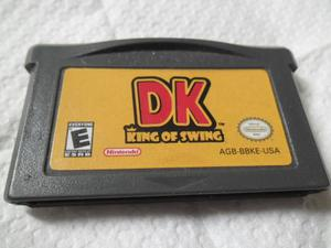 Dk King Of Swing Juego Game Boy Advance