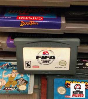 Fifa  Para Game Boy Advance