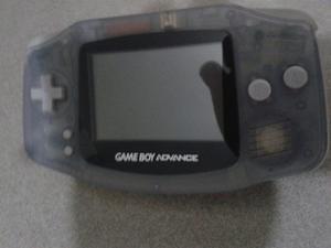 Game Boy Advance Glacier En Excelente Estado