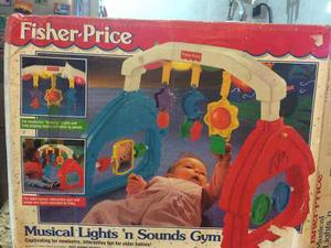 Gimnasio Fisher Price Usado
