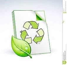 Hojas De Reciclaje, Carta, Oficio Y Media Carta