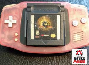 Juego Mortal Kombat 4 Para Game Boy Color