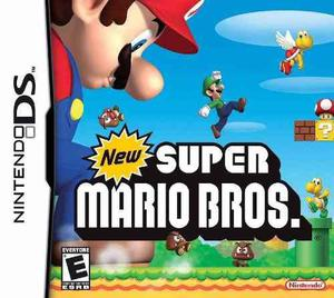 Juego Original New Super Mario Bros Ds