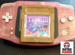 Juego Tetris Para Game Boy