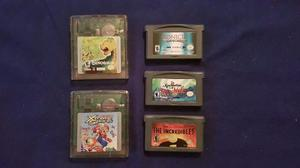 Juegos De Gameboy Advance Originales En Perfecto Estado!