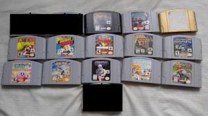 Juegos De Nintendo 64 Variados