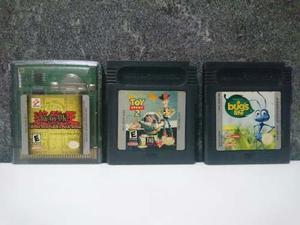 Juegos Originales Game Boy Color Y Advance