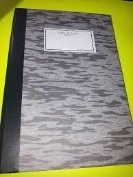 Libro De Actas 500 Folios Marca Izalibro
