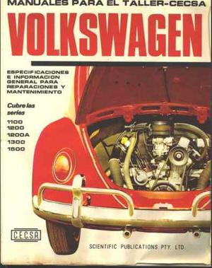 Manual Reparación De Volkswagen
