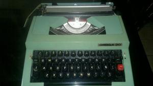 Maquina De Escribir Omega 30