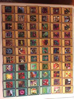 Mazo Completo De 99 Cartas Yugioh Originales