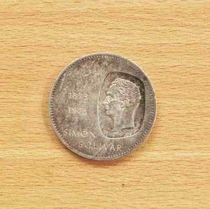 Moneda Doblón Aniversario