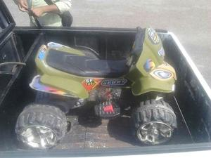 Moto De Juguete Cuatro Ruedas