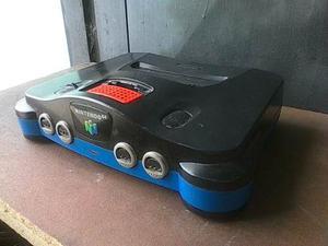 Nintendo 64 4 Controles 4 Juegos Incluyendo 007