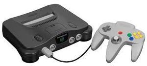 Nintendo 64 Con 1 Control + 6 Juegos