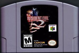 Resident Evil 2 Cassette