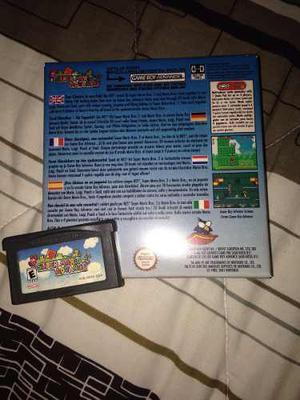 Súper Mario Advance
