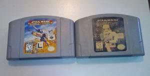 Star Wars Nintendo 64