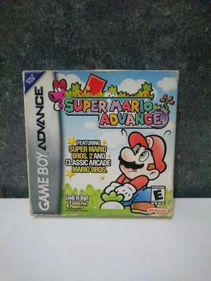 Super Mario Advance Original En Excelente Estado