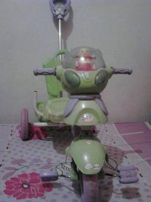 Triciclo Infantil Para Niños Y Niñas Usado