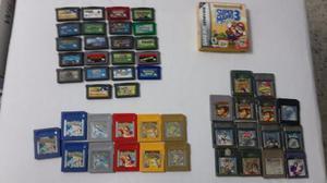 Vendo O Cambio Lot Juegos Gameboy Advance Y Color Originales