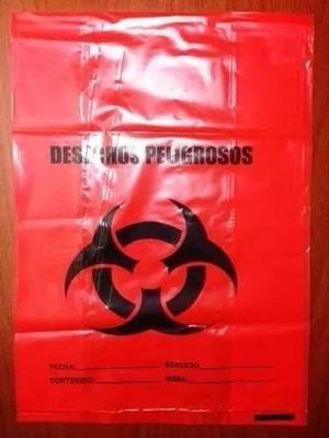 Bolsas Plasticas Para Desechos Medicos Toxicos kg