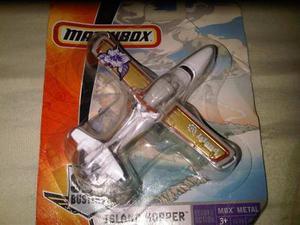 Aviones De Coleccion Macthbox