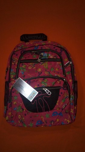 Bolso Morral Escolar Totto