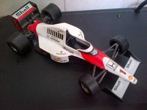 Carro De Coleccion Burago F1 Escala 1/24