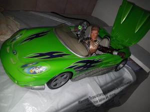 Carro De Max Steel Coleccionable