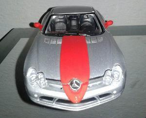Escala 1/24 Mercedes Mclaren Slr Colección Motormax En