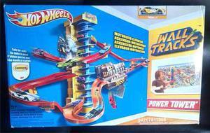 Hotwheels Pista Torre De Poder.