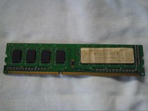 Memoria Ram Ddr 3 1gb  Mhz Para Pc