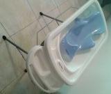 Oferta Bañera Para Bebe Happy Baby Con Soporte/pedestal