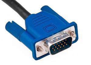 Cable Monitor Super Vga 5 Metros 15 Pines Macho