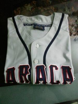 Camisa Leones Del Caracas Color Gris