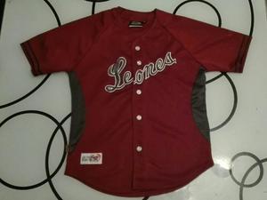 Camisa Original De Los Leones Del Caracas