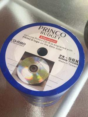 Cd Virgen Princo.