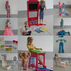 Coleccion De Barbies