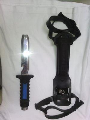 Cuchillo Para Buceo Marca Wenoka