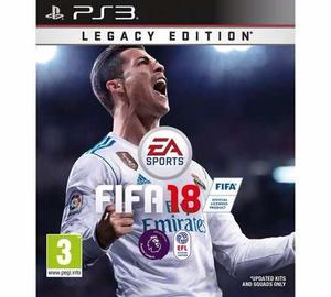Fifa 18 Ps3 Digital Fifa  Ps3