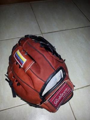 Guante Beisbol Robinson Der 2b-3b-ss-p 11pulg. Cuero Juvenil