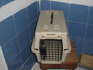 Kenelle Para Perro O Gato En Perfectas Condiciones.-