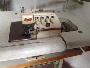 Maquina Overlock Industrial Yamata